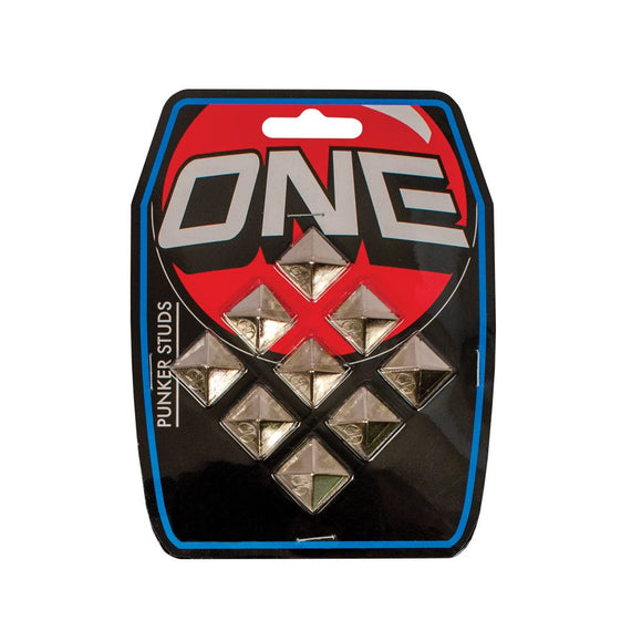 OneBall Punker Studs Traction Silver 9pack