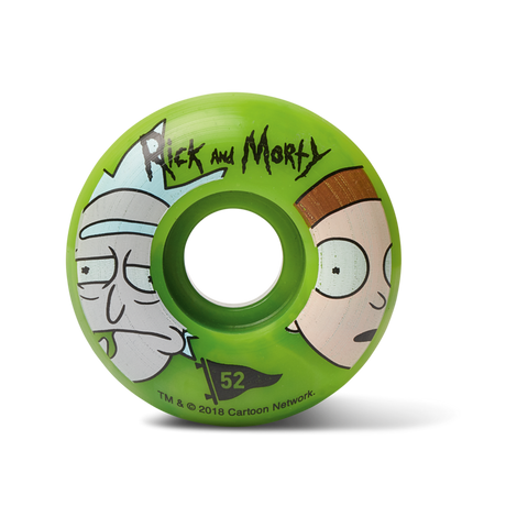 RICK AND MORTY SWIRL WHEEL 52MM