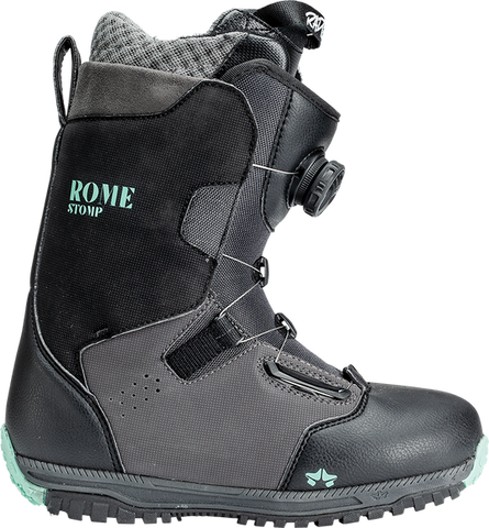 ROME WOMEN'S STOMP BLACK