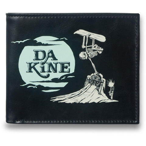 DAKINE RUFUS WALLET EVIL SHRED