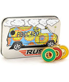 RUSH ABEC-420 BEARINGS W/ SPACERS
