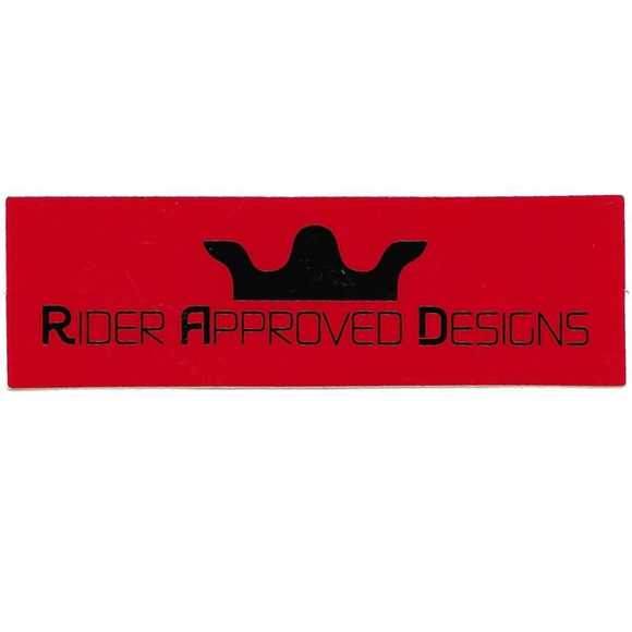RAD RIDER APPROVED DESIGNS