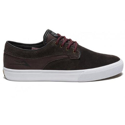 LAKAI RILEY HAWK CHOCOLATE SUEDE