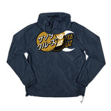 SANTA CRUZ GROUP DOT HOODED WINDBREAKER
