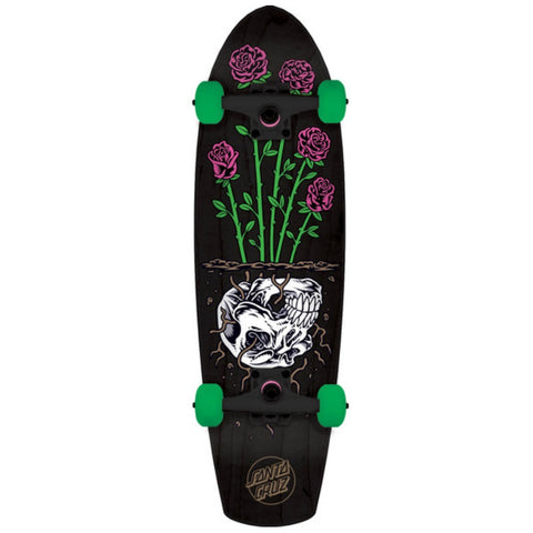 SANTA CRUZ DEATH ROSE STREET SHARK 31""