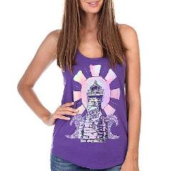 SANTA CRUZ RADIANT TANK PURPLE