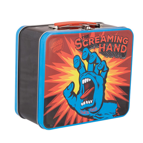 SANTA CRUZ THE SCREAMING HAND LUNCH BOX