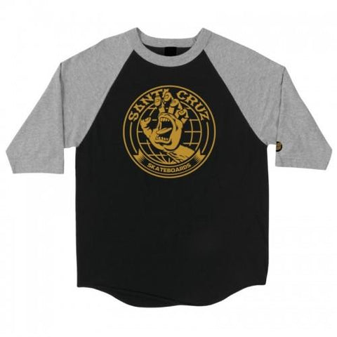 SCREAMING TAKEOVER RAGLAN
