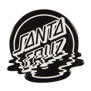 SANTA CRUZ DOT REFLECTION PIN