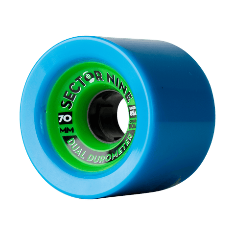 SECTOR 9 DUAL DUROMETER 70MM 80/85A