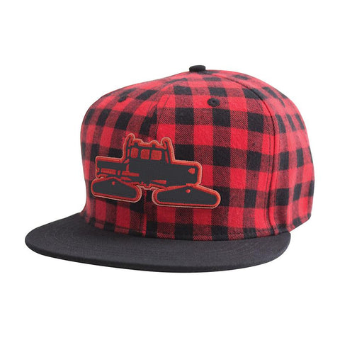 SPACECRAFT HERITAGE SNOWCAT CAP PLAID