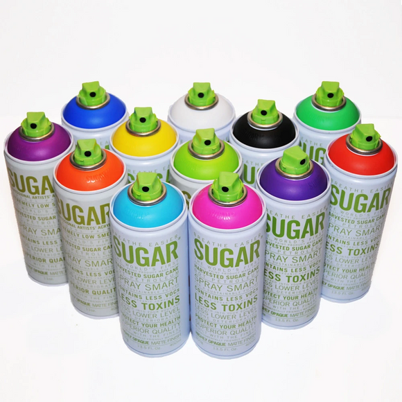 SUGAR ARTISTS' ACRYLIC SPRAY PAINT 400ML