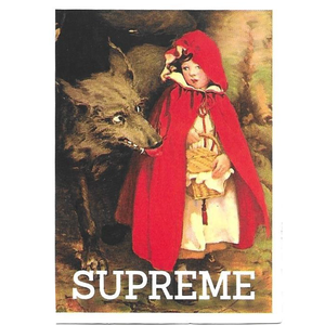 SUPREME RED RIDING HOOD