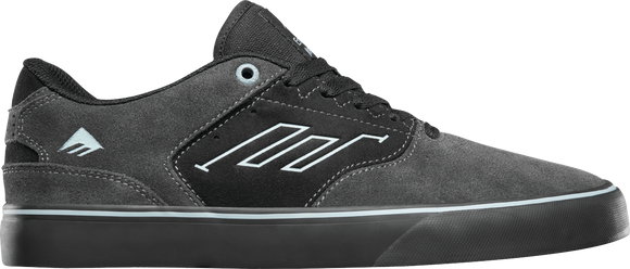 EMERICA THE LOW VULC GREY/BLACK/BLUE