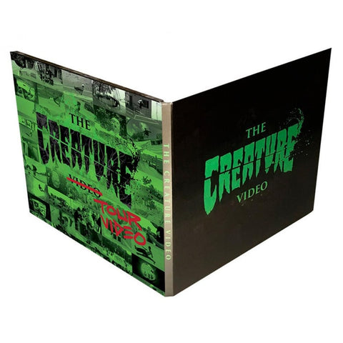 THE CREATURE VIDEO & TOUR VIDEO