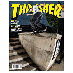 THRASHER MAGAZINE 2017 FEBRUARY