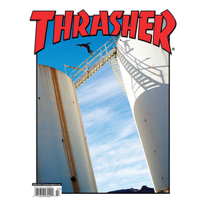 THRASHER MAGAZINE 2019 MARCH