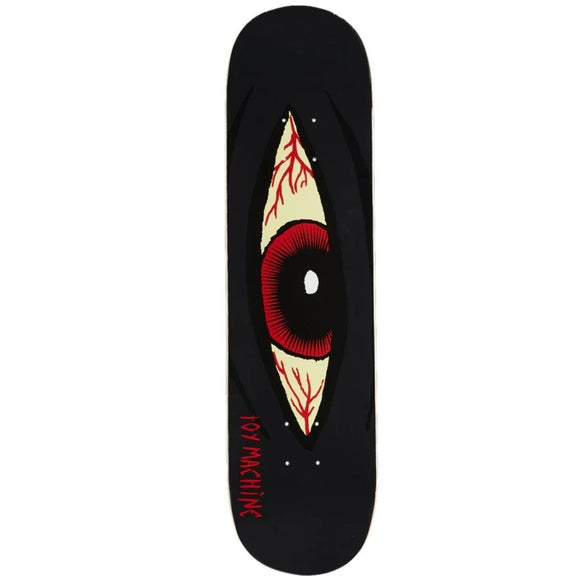 TOY MACHINE SECT EYE BLOODSHOT 8.125