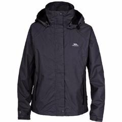 TRESPASS TUTULA FEMALE JACKET BLACK