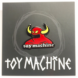 TOY MACHINE MONSTER LAPEL PIN