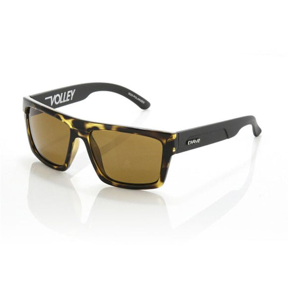 CARVE VOLLEY FLOAT-ABLE MATTE TORT BROWN POLARIZED