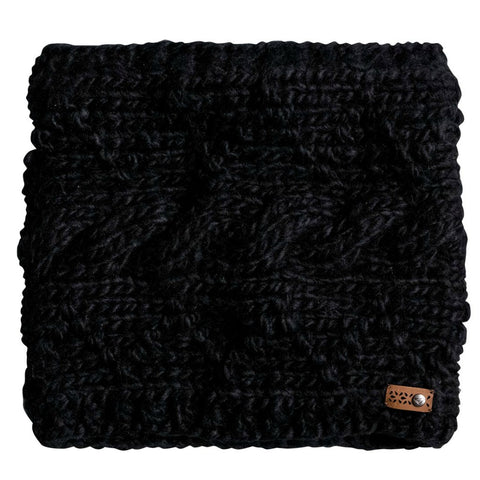WINTER NECK WARMER BLACK