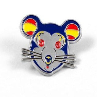 WKND COOKIE MOUSE LAPEL PIN