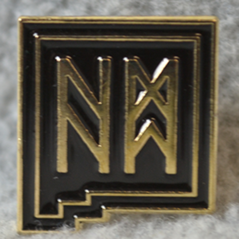 METAL CRYPTIC PIN