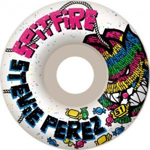 SPITFIRE PEREZ SMASH N' GRAB 51MM