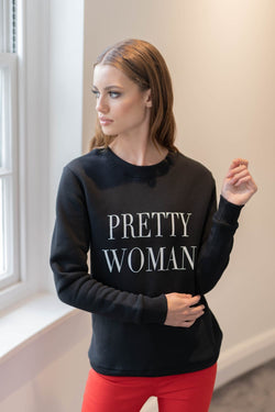 PRETTY WOMAN SWEATSHIRT JUMPER - CT077