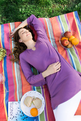 Sun-safe clothing, antioxidant-rich foods