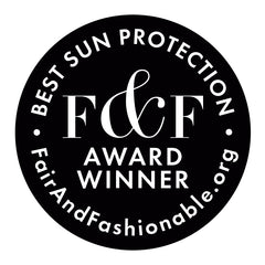 Fair & Fashionable Best Sun Protection Seal