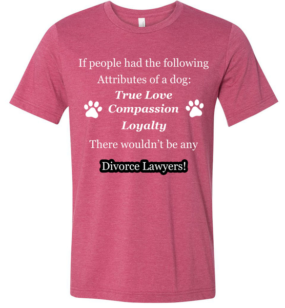 Divorce Lawyers - Bella + Canvas Unisex Tee