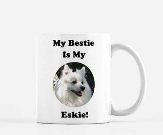 My Bestie Is My Eskie!