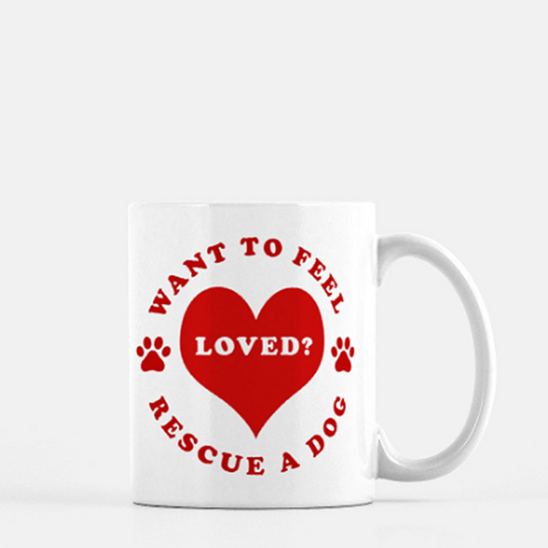 Want To Feel Loved? Rescue A Dog