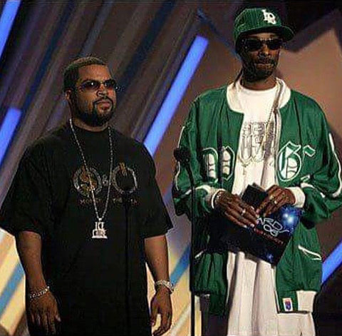 Ice Cube and Snoop Dogg