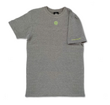 Opulent Heather Gray Heavy Weight T-shirt
