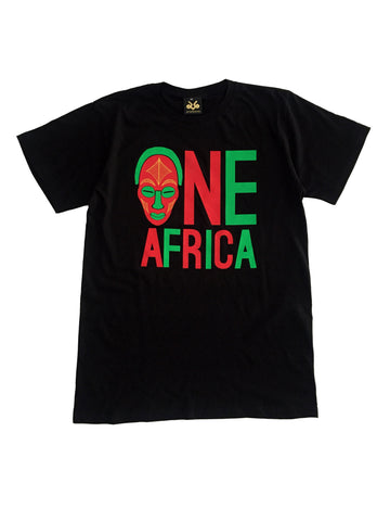 Men's One Africa Music Fest T-shirt