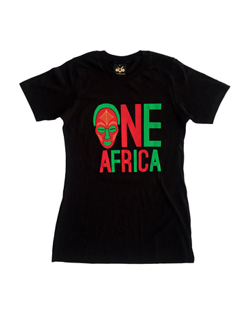 Women's One Africa Music Fest T-shirt