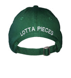 Chenille Patch Lotta Pieces Logo Dad Hat