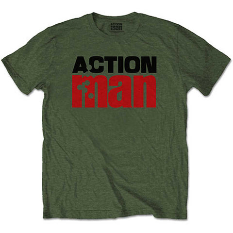 Action Man Logo TShirt