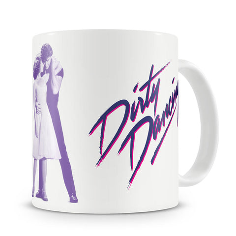 Dirty Dancing Movie Logo Mug side image