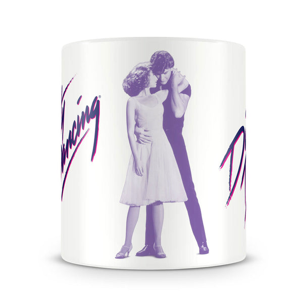 Dirty Dancing Movie Logo Mug Front image