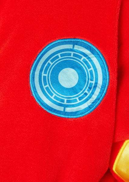 Iron Man Bathrobe Arc reactor chest patch