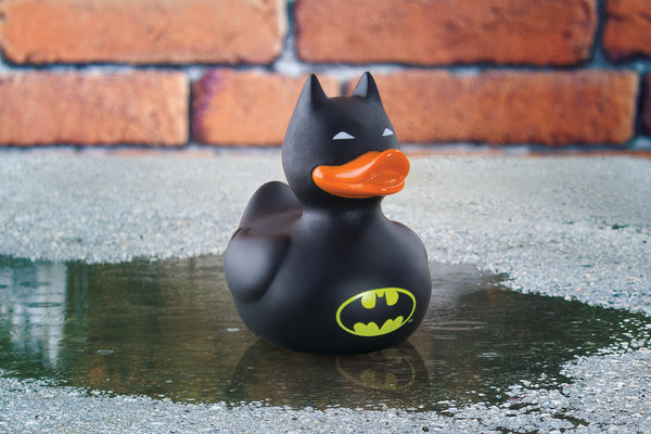 DC Comics Batman Superhero Bath Duck