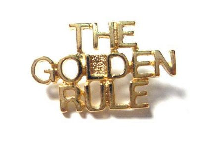 The Golden Rule Rule