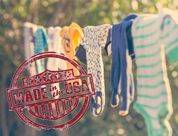 Clothing Made in the USA - Pip & Squeaks