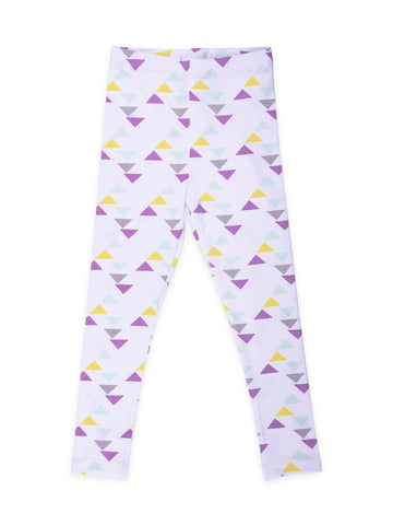 Organic triangle leggings