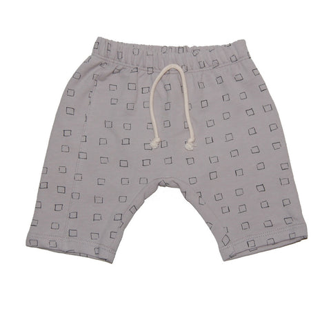 James Track Shorts in Grey