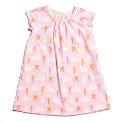 Carly Bunnies Dress - Pip & Squeaks